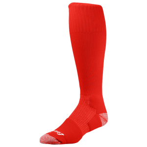 Eastbay EVAPOR Performance OTC Socks - Scarlet