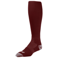 Eastbay EVAPOR Performance OTC Socks - Maroon / Maroon