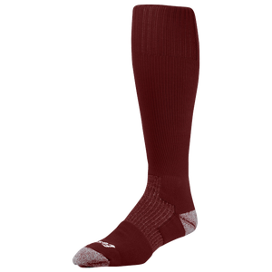 Eastbay EVAPOR Performance OTC Socks - Dark Maroon