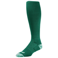 Eastbay EVAPOR Performance OTC Socks - Dark Green / Dark Green