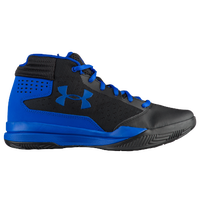 Under Armour Jet 2017 - Boys' Grade School - Black / Blue
