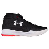Under Armour Jet 2017 - Boys' Grade School - Black / White