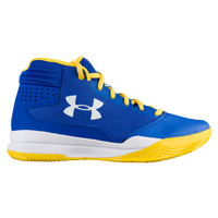 Under Armour Jet 2017 - Boys' Grade School - Blue / White