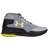 Under Armour Jet 2017 - Boys' Grade School - Grey / Black