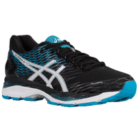 ASICS® GEL-Nimbus 18 - Men's - Black / White