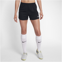 Nike Academy Knit Shorts - Women's - Black / White