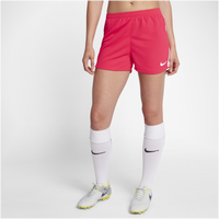 Nike Academy Knit Shorts - Women's - Red / White