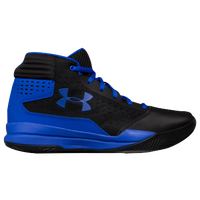 Under Armour Jet 2017 - Boys' Preschool - Black / Blue