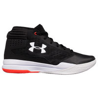 Under Armour Jet 2017 - Boys' Preschool - Black / White