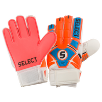 Select 03 Guard Goalie Gloves - Youth - Orange / Blue