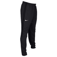 Nike Team Sideline Travel Pants - Men's - All Black / Black