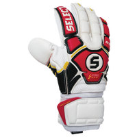 Select 99 Goalie Gloves - Adult - White / Red