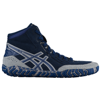 ASICS® Aggressor 3 - Men's - Navy / Grey