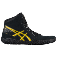 ASICS® Aggressor 3 - Men's - Black / Gold