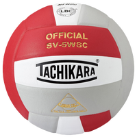 Tachikara SV-5WSC Volleyball - Red / Silver