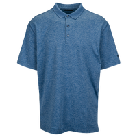 Callaway Heather Golf Polo - Men's - Blue / Blue