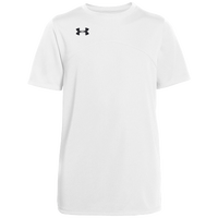 Under Armour Team Golazo Jersey - Boys' Grade School - All White / White