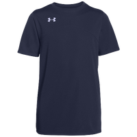 Under Armour Team Golazo Jersey - Boys' Grade School - Navy / Navy