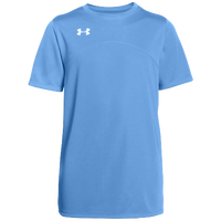 Under Armour Team Golazo Jersey - Boys' Grade School - Light Blue / Light Blue