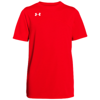 Under Armour Team Golazo Jersey - Boys' Grade School - Red / Red