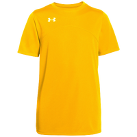 Under Armour Team Golazo Jersey - Boys' Grade School - Gold / Gold