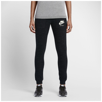 Nike Gym Vintage Pants - Women's - Black / Off-White