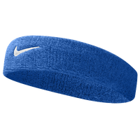 Nike Swoosh Headband - Blue / White