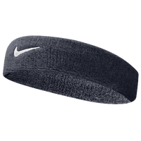 Nike Swoosh Headband - Navy / White