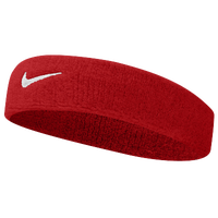 Nike Swoosh Headband - Red / White