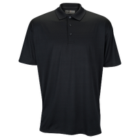 Callaway Solid Opti-Dri Golf Polo - Men's - All Black / Black