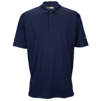 Callaway Solid Opti-Dri Golf Polo - Men's - Navy / Navy