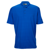 Callaway Solid Opti-Dri Golf Polo - Men's - Blue / Blue