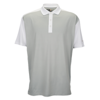 Callaway Colorblock Golf Polo - Men's - Grey / White