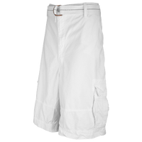 Levi's Squad Cargo Shorts - Men's - All White / White