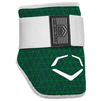 Evoshield Evocharge Batter's Elbow Guard - Men's - Dark Green / White