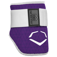 Evoshield Evocharge Batter's Elbow Guard - Men's - Purple / White