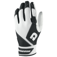 DeMarini Phantom Batting Gloves - Men's - Black / White