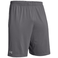 Under Armour Team Raid Shorts - Men's - Grey / Grey