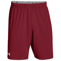 Under Armour Team Raid Shorts - Men's - Maroon / Multicolor