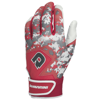 DeMarini Digi Camo Batting Gloves - Men's - Red / White