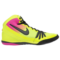 Nike Freek - Men's - Light Green / Pink