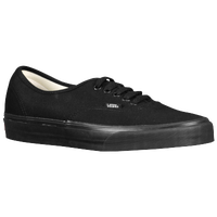 Vans Authentic - Men's - All Black / Black