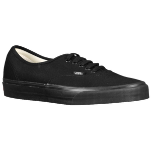 Vans Authentic - Men's - Black/Black