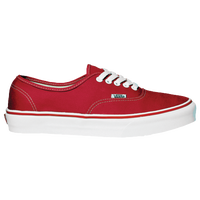 Vans Authentic - Men's - Red / White