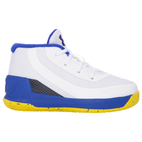 Under Armour Curry 3 - Boys' Toddler -  Stephen Curry - White / Blue