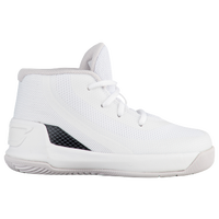 Under Armour Curry 3 - Girls' Toddler -  Stephen Curry - White / Black