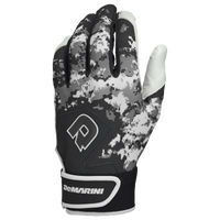 DeMarini Digi Camo Batting Gloves - Grade School - Black / White