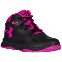 Under Armour Curry 2.5 - Girls' Toddler -  Stephen Curry - Black / Pink