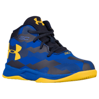 Under Armour Curry 2.5 - Boys' Toddler -  Stephen Curry - Blue / Yellow
