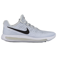 Nike LunarEpic Low Flyknit 2 - Men's - White / Black